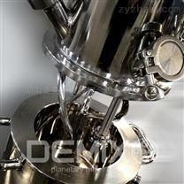 DEMIX(实验型)行星搅拌机,中粘度浆料系统