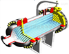 新款旋流油水分离器运行