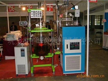 防爆型双层玻璃反应釜结构合理予华生产