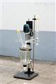 变频调速双层玻璃反应釜. 厂家