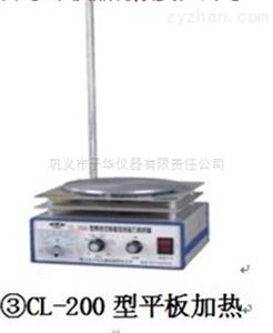 平板加热搅拌器简介