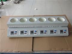 智能恒温加热多联磁力搅拌器专业生产厂家
