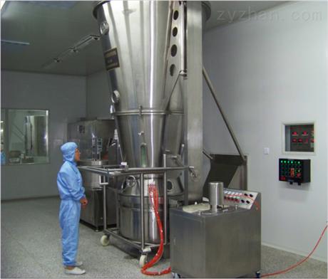 沸腾包衣机技术参数