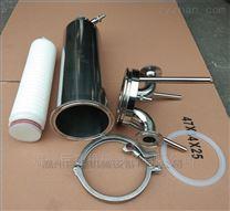 卫生级不锈钢多联过滤器(单联/三联/六联)