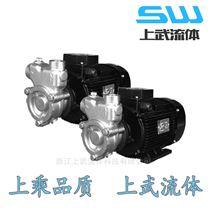 QY(B)型不锈钢气液混合泵 耐腐蚀自吸泵