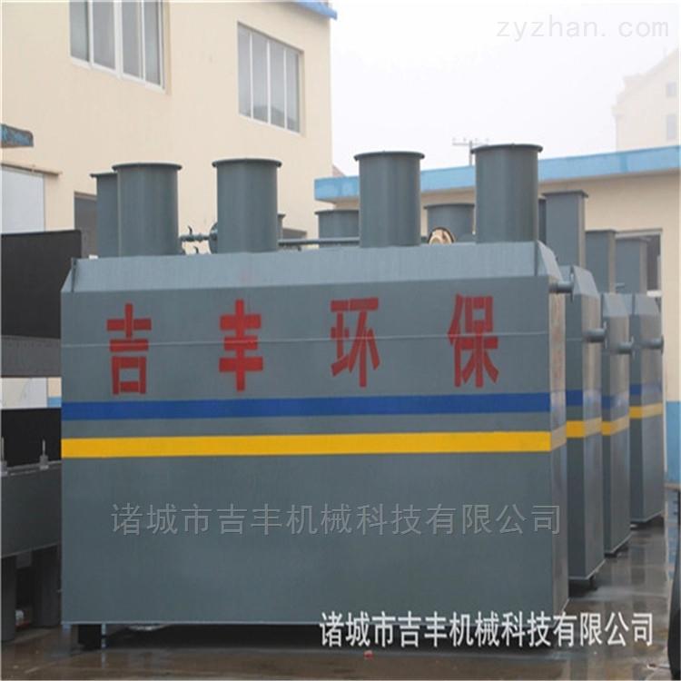 印染废水处理设备结构组成