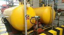 液氨储罐高低液位联锁报警装置