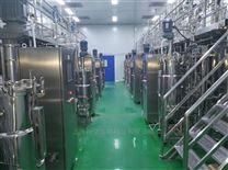 1000升机械搅拌不锈钢发酵罐