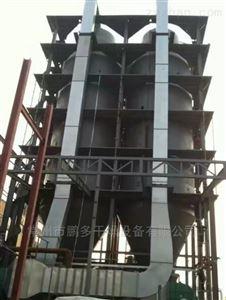 YPG-熔溶造粒喷雾冷却机原理