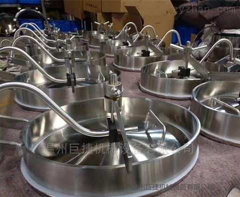 630*530橢圓內開人孔鍋爐配件質量保證