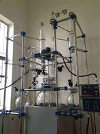 大型双层玻璃反应釜
