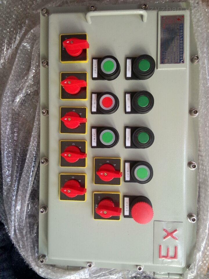 防爆Ï殖¡控制箱BZC8060-A2B1D2G