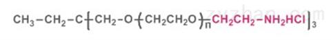 三臂聚乙二醇胺盐酸盐,3-arm PEG-NH2HCl