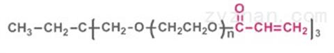 三臂聚乙二醇丙烯酸酯,3-arm PEG-AA