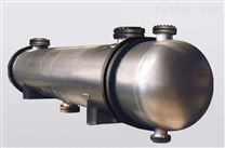 不銹鋼列管式換熱器性能特點