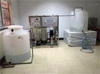 单级纯净水设备