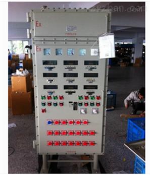 BXMD53-T6/25A2p防爆照明动力配电箱