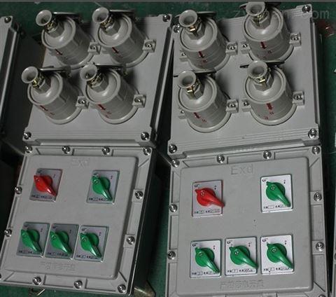BXD51-6/63K125防爆动力配电箱