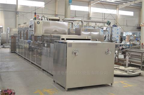 广西桂花小型微波干燥杀菌设备食品机械