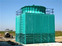 FN系列方形逆流式玻璃冷卻塔