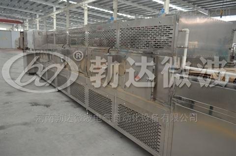 咸菜微波殺菌設備食品機械廠家
