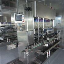 液体灌装机生产设备