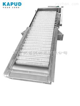 机械回转式不锈钢格栅除污机 根据沟宽定制
