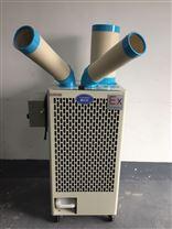 湖北油漆房防爆空调 移动式2匹