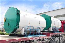1噸60萬大卡燃氣低氮常壓熱水鍋爐