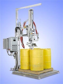 IBC桶自动灌装线
