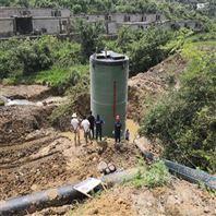 成都一体化泵站厂家定制生产污水雨水泵站
