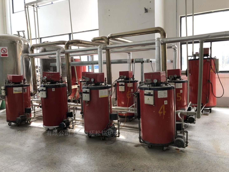 燃油燃气蒸汽发生器锅炉技术参数