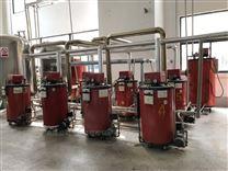 燃油燃氣蒸汽發生器鍋爐技術參數