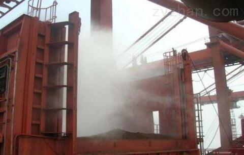 矿产行业降尘喷雾机