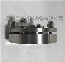 法兰视镜灯食品级发酵罐使用无菌法兰