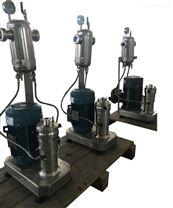 上海思峻新研發硅酸鋁纖維升級版膠體磨