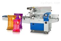 回轉式食品自動枕式包裝機