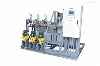 全自动絮凝剂制备加药污水处理-加药装置