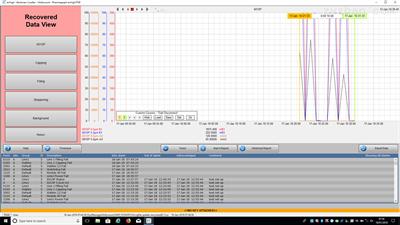 粒子监测专用软件
