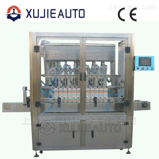 洗衣液灌装机 灌装机械 全自动8头灌装机 分装机械