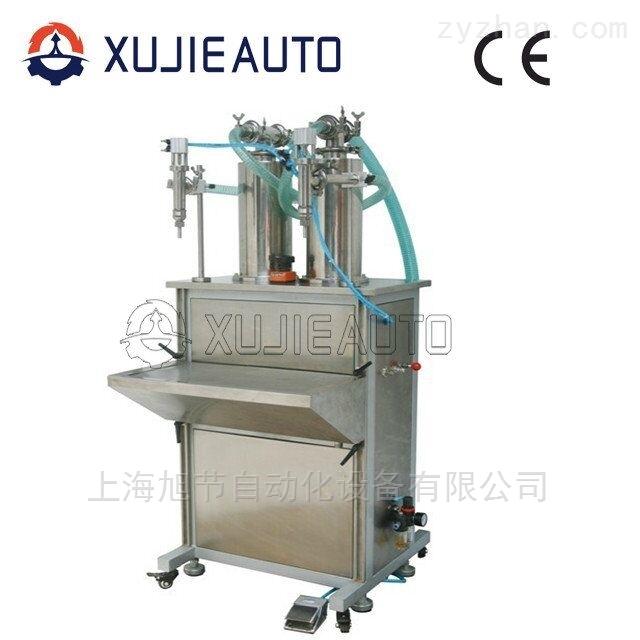 YFM-1半自动双头液体灌装机