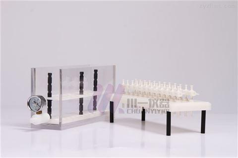 方形固相萃取装置CYCQ-12D优点及适用领域