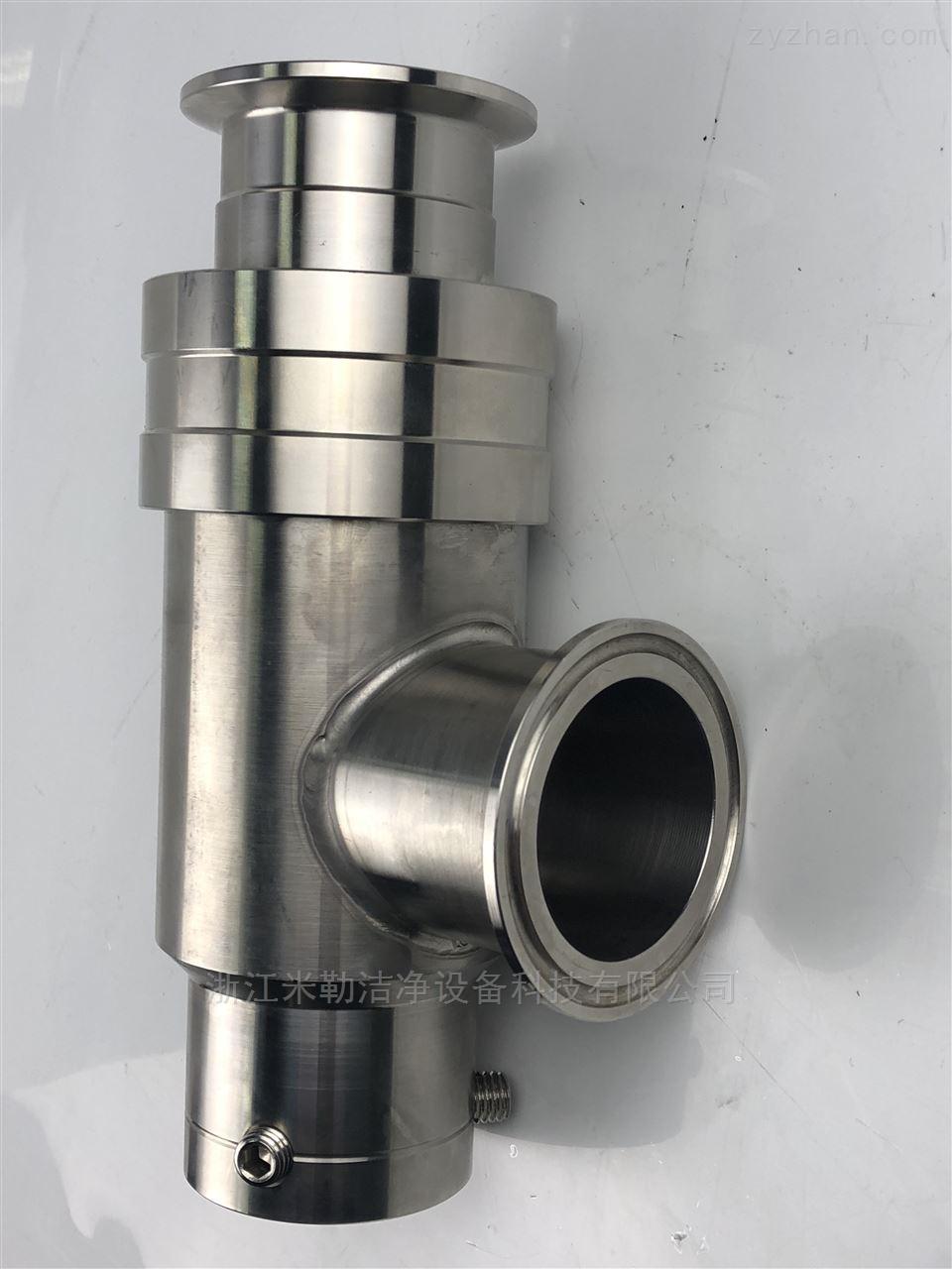 304不銹鋼提取罐旋轉出液口