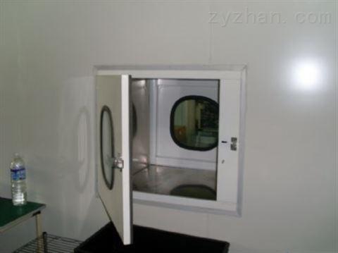 莱州专用传递窗净化设备安装厂家