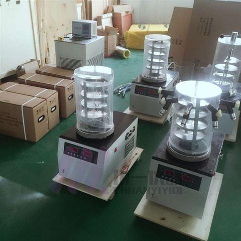 真空冷冻干燥机FD-1A-80土壤样品冻干机