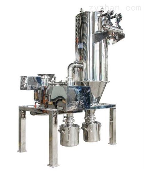 QLF-300实验室用小型气流粉碎机产品简介