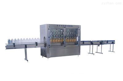 XT食用油灌装机技术参数