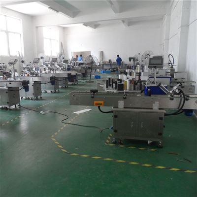 TM-220专业不干胶贴标机生产
