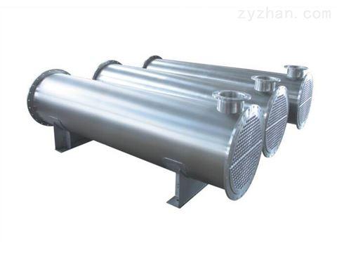 管式换热器技术参数