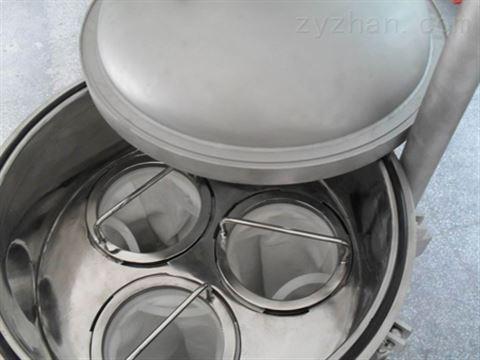 不锈钢袋式过滤器价格